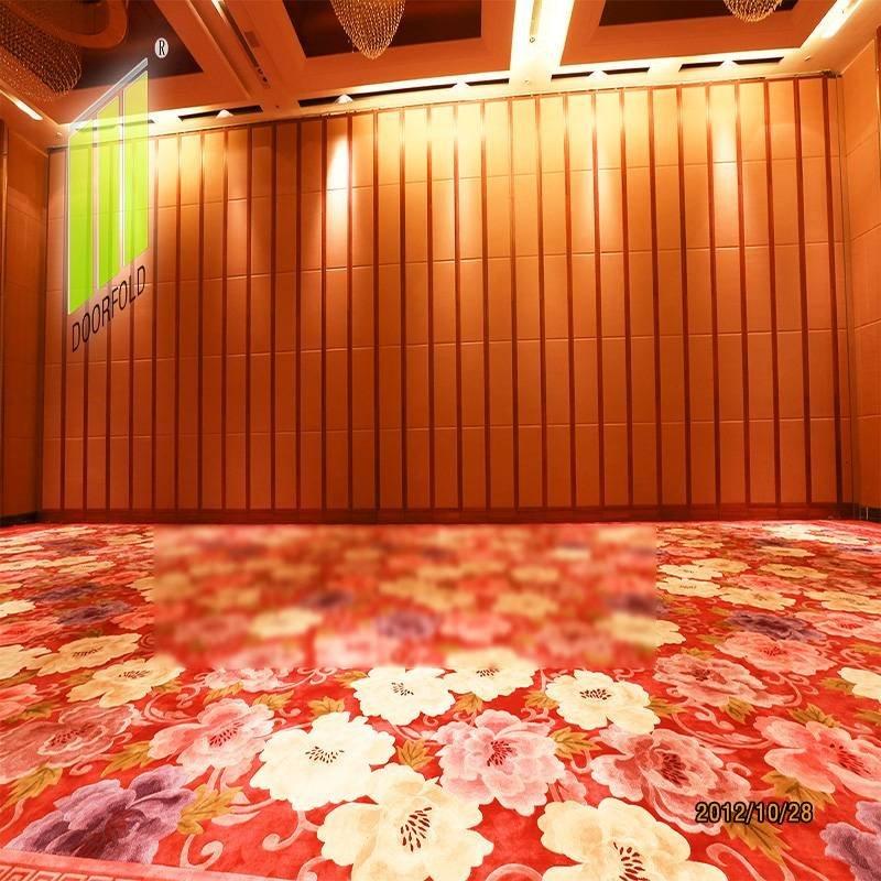 展览中心折叠活动隔墙