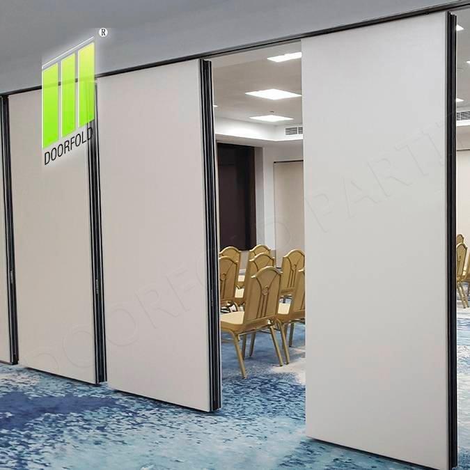 会议室声动活动折叠隔墙