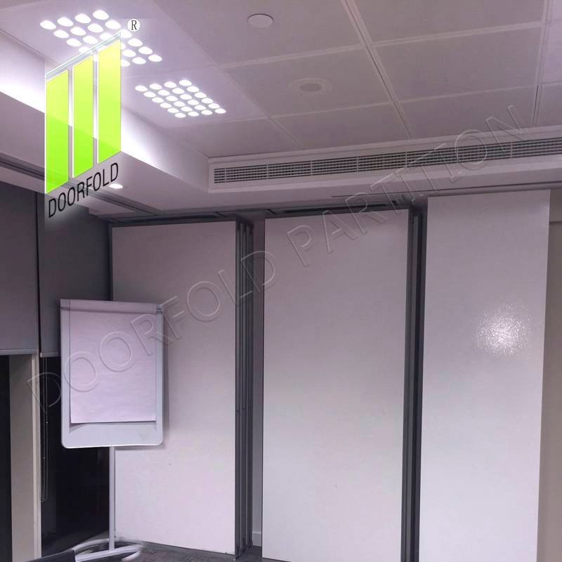 Flexible Acoustic Sliding Partition Wall Divider for Office