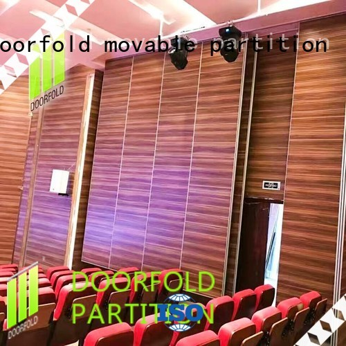 Doorfold movable partition Brand meeting partitions sliding folding partitions movable walls