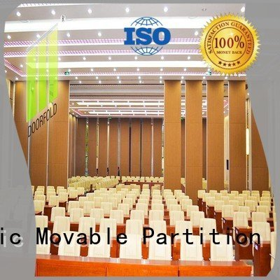 operable walls price folding wall OEM operable wall Doorfold movable partition