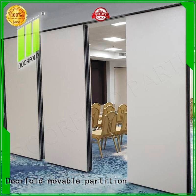 Doorfold movable partition folding movable operable wall meeting wall