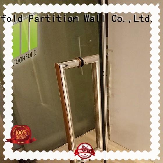 easy installation portable partition customization Doorfold
