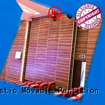 movie room operable movable Doorfold movable partition movable walls