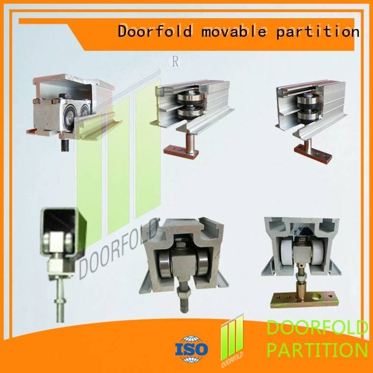 partition parts accessories partition Doorfold movable partition Brand
