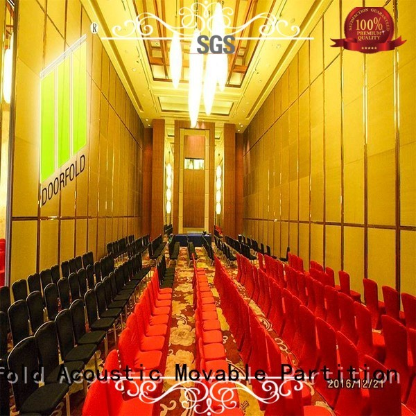 saudi acoustic folding walls spatial for conference Doorfold