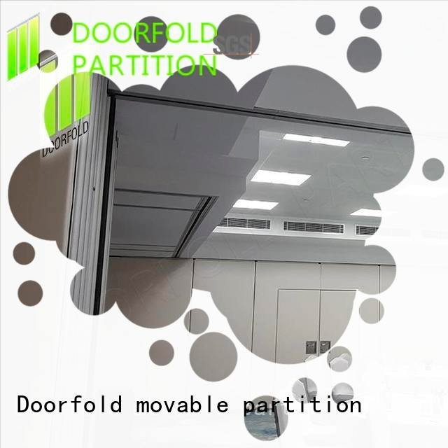 Hot soundproof folding walls sound proof collapsible Doorfold movable partition Brand