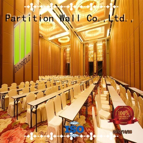 theater mecca folding partition walls commercial commercial plaza Doorfold movable partition company