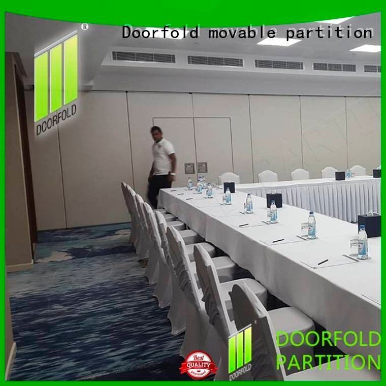 Doorfold movable partition Brand wall partition sliding partition wall flexible sliding