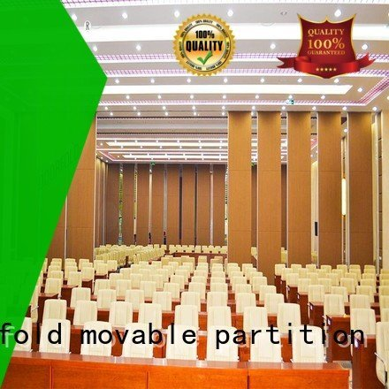 acoustic operable wall room wall Doorfold movable partition