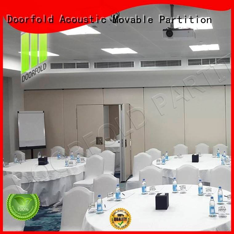 sound sliding Doorfold movable partition soundproof office partitions