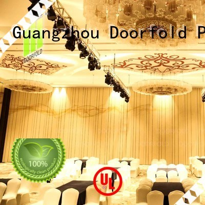 Doorfold room partitions cheap free design for restaurant