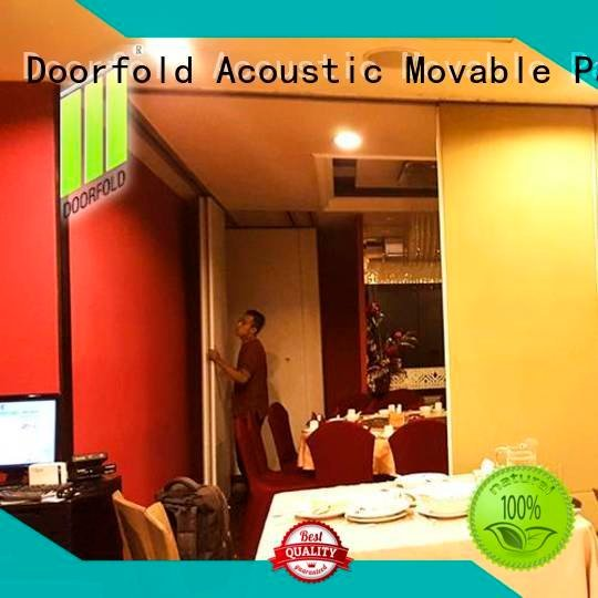 flexible partition Doorfold movable partition commercial room dividers
