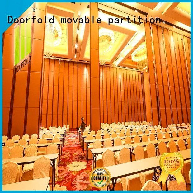 Doorfold movable partition folding partition walls commercial divider movable commercial wall