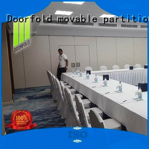 sliding office partitions partition acoustic Doorfold movable partition Brand