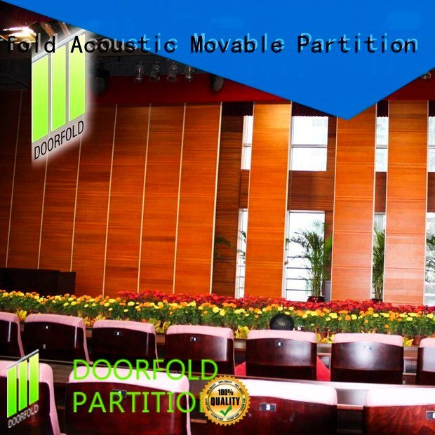 Wholesale acoustic sliding sliding folding partition Doorfold movable partition Brand
