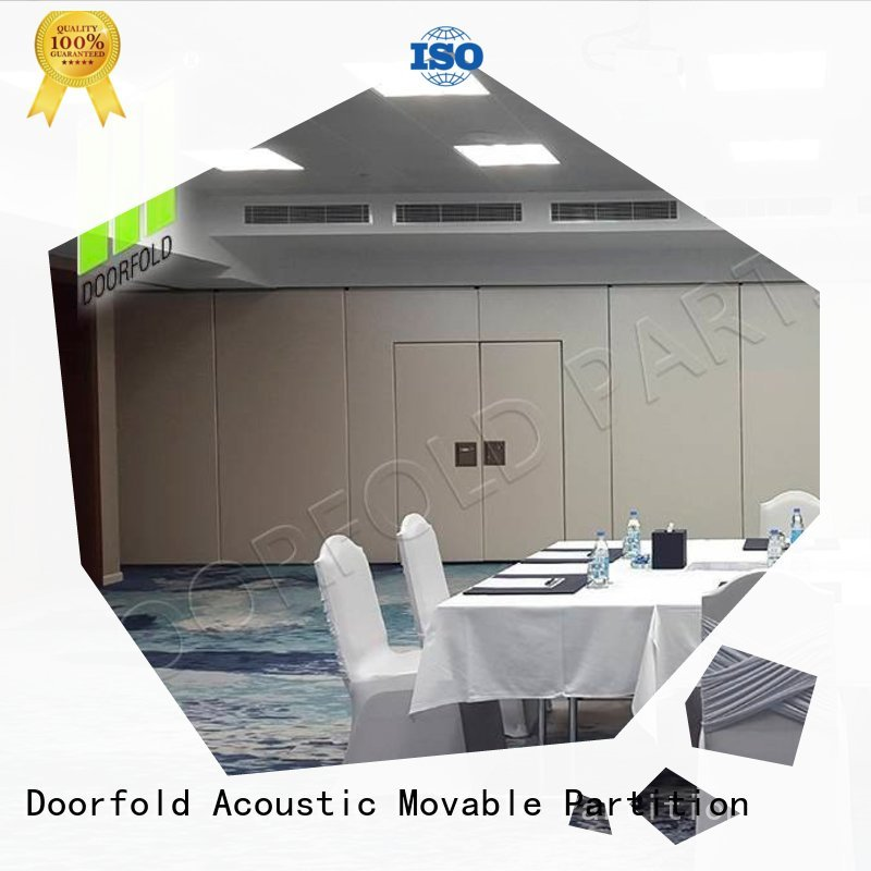 Doorfold movable partition Brand retractable movie collapsible partition walls dubai folding