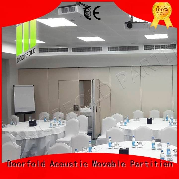 Doorfold movable partition Brand wall soundproof folding walls partition sound