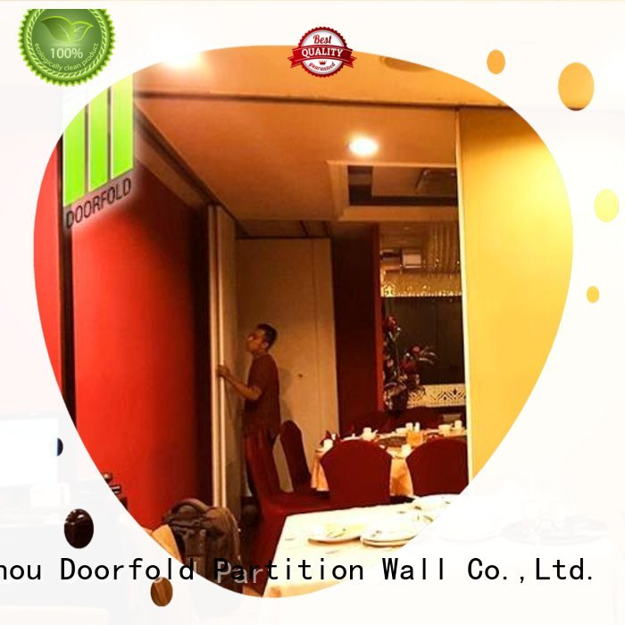 commercial room dividers easy installation for customization Doorfold movable partition