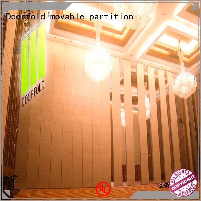 flexible partition Doorfold movable partition sliding folding partition