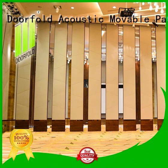 sliding glass partition walls partition Doorfold movable partition Brand sliding folding partition