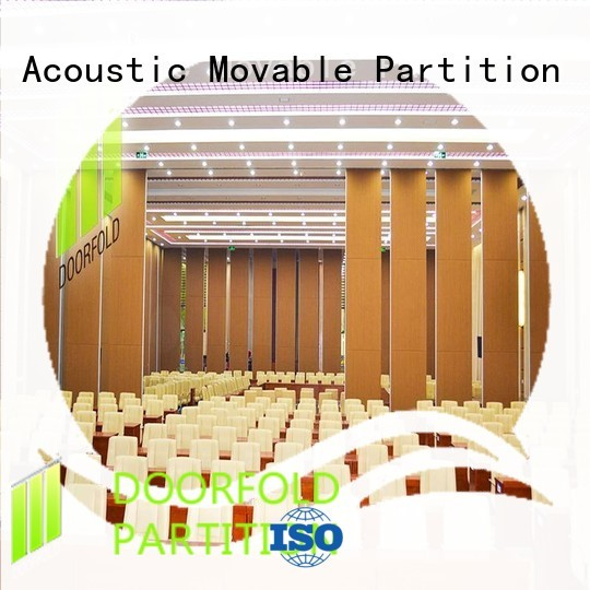 operable walls price soundproof golden operable wall Doorfold movable partition Brand