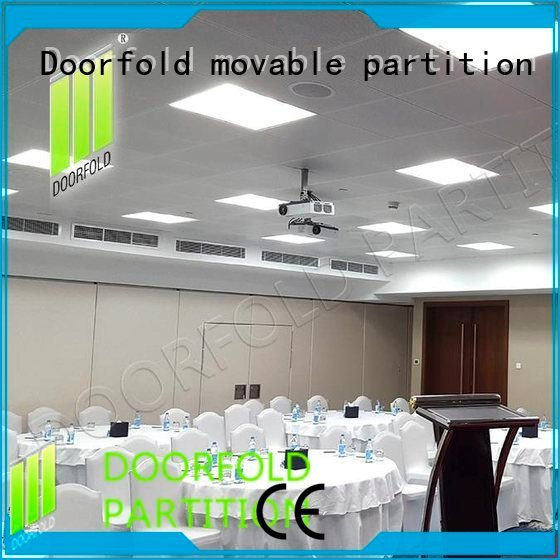 commercial wall Doorfold movable partition commercial partition walls
