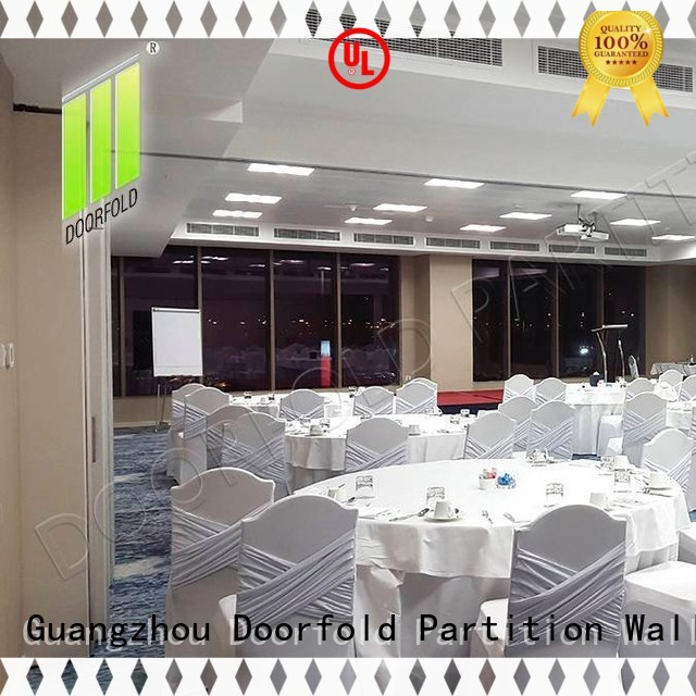 yun marriott plaza sliding folding partition center Doorfold movable partition