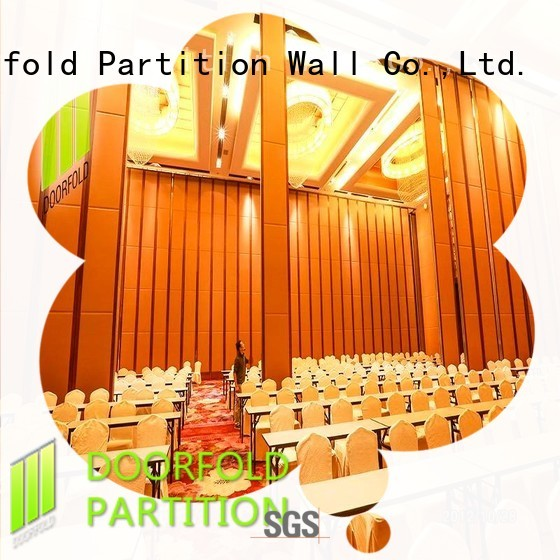 collapsible folding partition walls commercial easy installation bulk production for living room