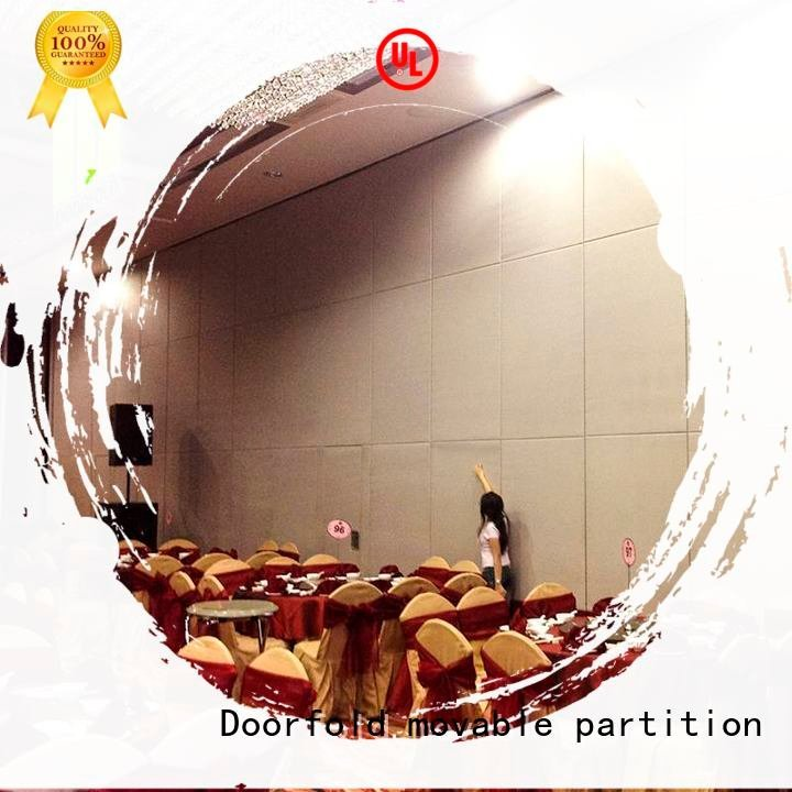 sliding glass partition walls sliding hotel movable Doorfold movable partition