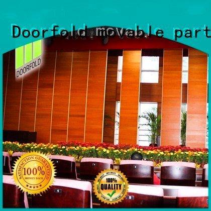 sliding folding partition walls acoustic sliding folding partition Doorfold movable partition