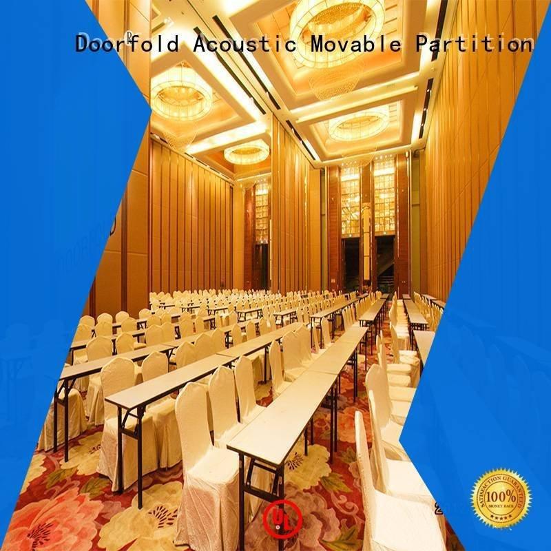 commercial partition walls folding divider OEM folding partition walls commercial Doorfold movable partition