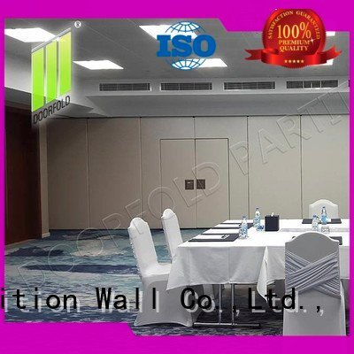 OEM sliding folding partition operable meeting sliding folding partition walls