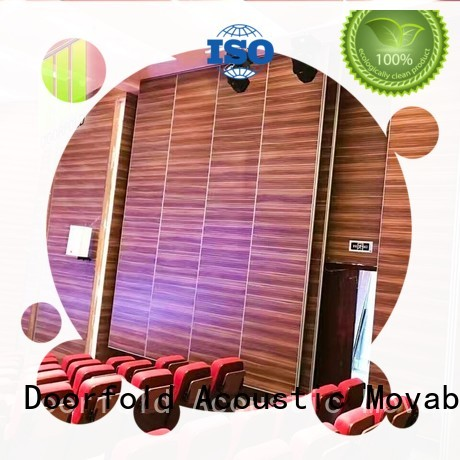 seafood movable walls college trendy Doorfold movable partition company