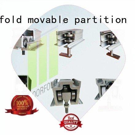partition parts accessories partition restroom partition hardware Doorfold movable partition Brand