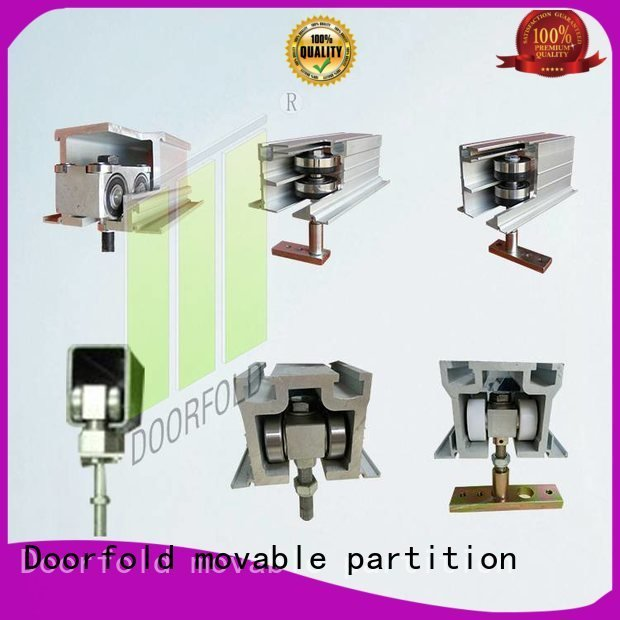 Quality partition parts Doorfold movable partition Brand accessories restroom partition hardware