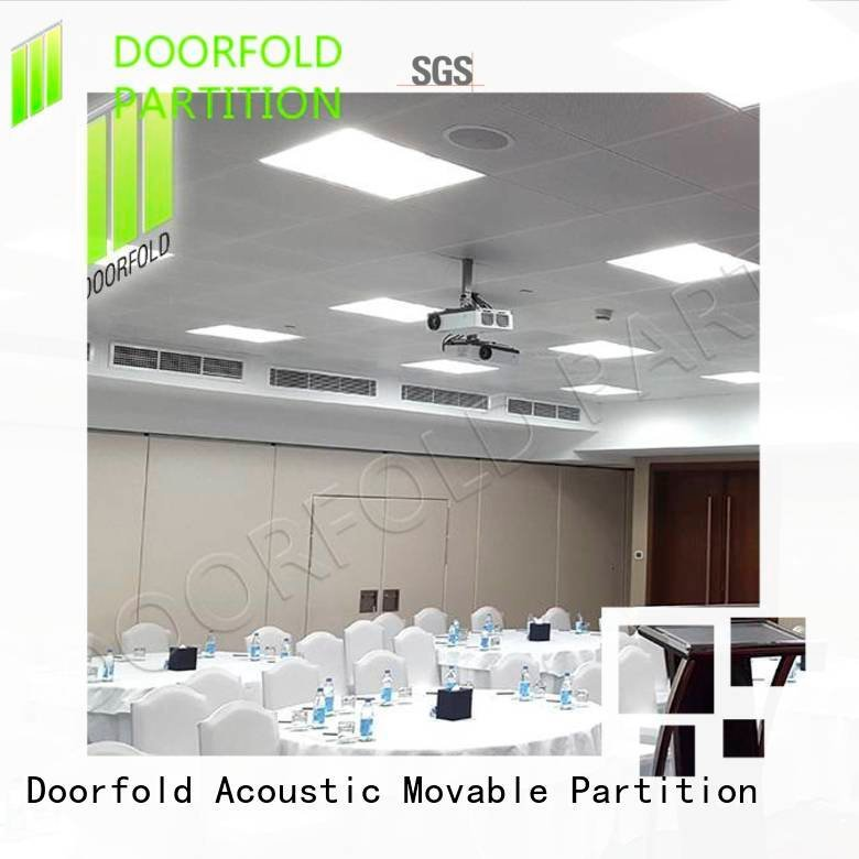 operable movable folding partition walls commercial partition Doorfold movable partition