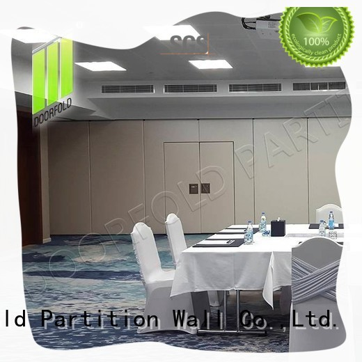 Doorfold room sliding folding partitions movable walls partition