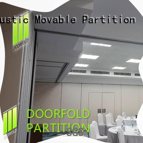 collapsible custom room divider for expo