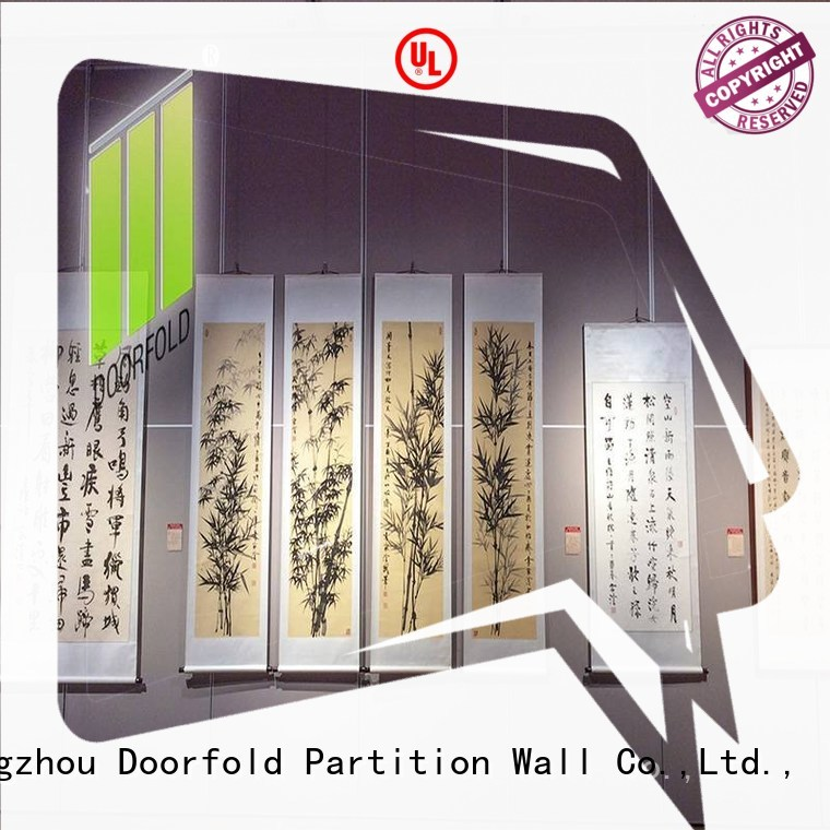 panels acoustic movable walls divider room Doorfold movable partition