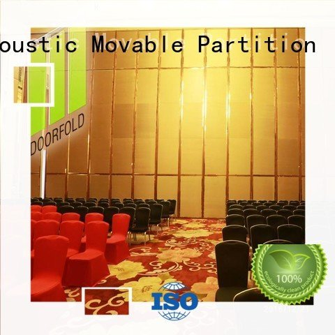 acoustic partition lan wall acoustic movable partitions Doorfold movable partition Brand