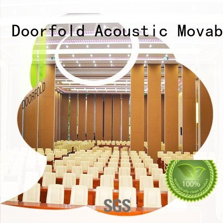 partition meeting conference Doorfold movable partition operable walls price