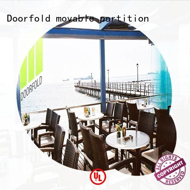 glass glass partition wallDoorfold movable partition Brand