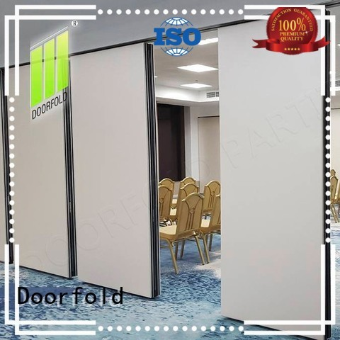 Doorfold top-selling portable office partitions decorative for conference