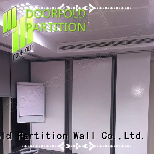 flexible sliding partition wall modern design for meeting room
