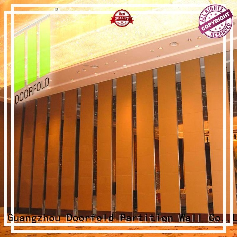 Doorfold simple-structure room partitions cheap easy-installation decoration