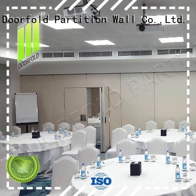 soundproof soundproof movable wall dividers for expo Doorfold