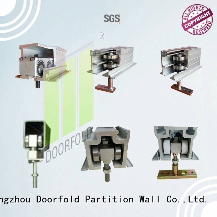 Doorfold cheap partition hardware top brand for movie