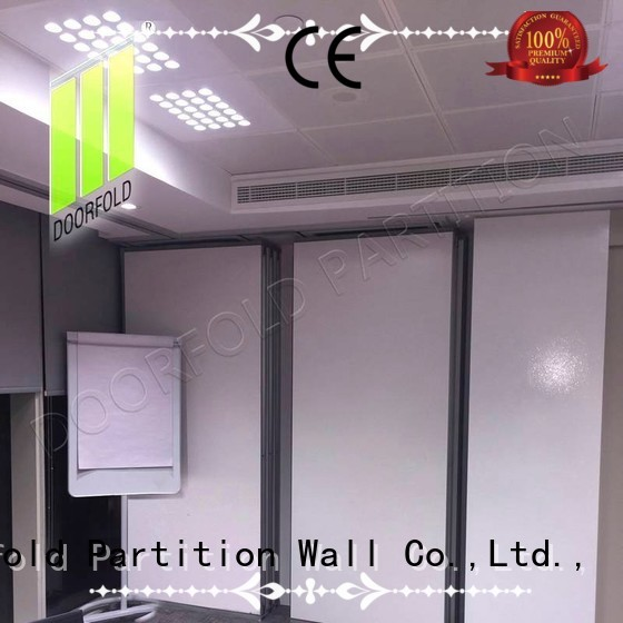 operable partition wall sound sliding partition wall frameless company