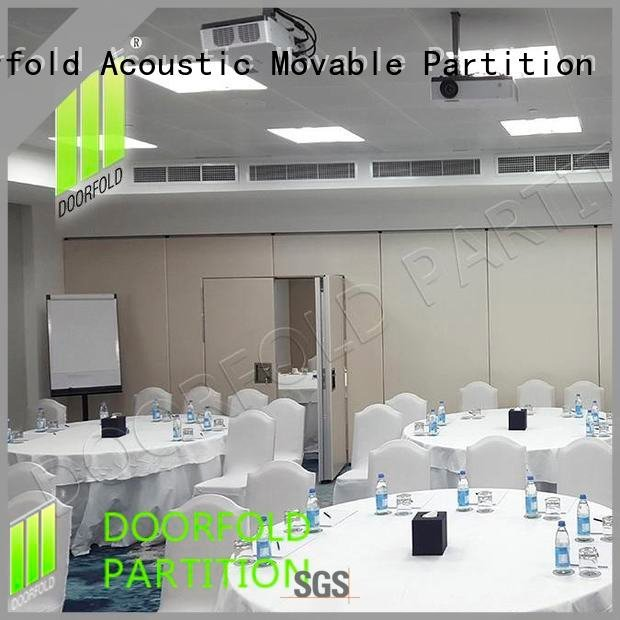 proof soundproof office partitions Doorfold movable partition soundproof folding walls